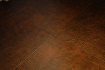 "leather floor tile 30,5cmx45,7cm / 12""x18"" TERGUS INNOVATION"
