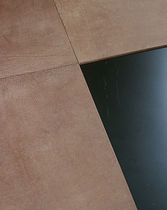 leather floor tile  PAMPATILES