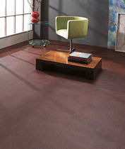 leather look vinyl floor tile (FloorScore® certified, low VOC emissions) NORTHERN LEATHERS Roppe Corporation