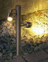 LED garden bollard light TOPSPOT  staub-designlight ag