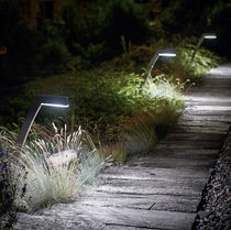 LED garden bollard light SAPHIRA S(M,L) Todus