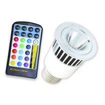 LED RGB bulb ENRLC-1P5W-01 Eneltec (Shanghai) Co., Ltd.
