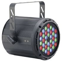 LED RGB spotlight LED WASH : LED COLOR WASH 36×1W LED (12R 12G 12B) MAX LIGHTING