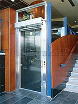 lifting platform for the disabled APEX 750+ Nationwide Lifts