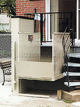 lifting platform for the disabled APEX 500 Nationwide Lifts
