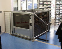 lifting platform for the disabled  LTR LIFTS &amp; ESCALATORS