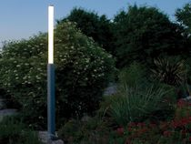 light column for public spaces CMH/HID/COMPACT FLUORESCENT/HALOGEN : Euro Insightlighting