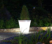 light garden pot SHINING POT 8 Seasons Design