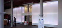 light mobile partition  Stretch Ceilings Limited