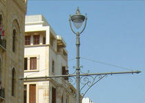 lighting for traditional lamp post BEYRIS LYRE GHM