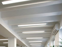 linear ceiling mounted fluorescent luminaire (for offices)  DIMCO PLC (ONE Light)