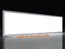 linear ceiling mounted LED luminaire (for offices) SURP1200x300 Surmountor Lighting Co., limited.