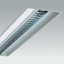 linear recessed fluorescent ceiling luminaire (for offices) REVOLUX-L REGENT
