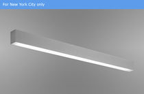 linear suspended fluorescent luminaire STICK Mark Architectural Lighting