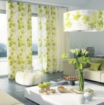 linen sheer curtain fabric LIPARI CASAMANCE
