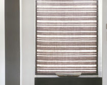 linen sheer curtain fabric PEGASE LECRIN