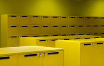 locked lateral filing cabinet MYSPACE Task Systems