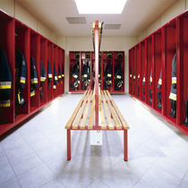 locker for firemen EVOLO S3000 7 C+P Moebelsysteme