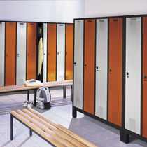 locker for offices EVOLO S3000 3 C+P Moebelsysteme