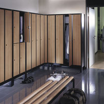 locker for public buildings EVOLO S3000 1 C+P Moebelsysteme