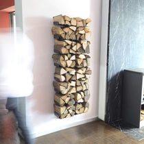 log basket WOODEN TREE RADIUS DESIGN