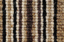 loop pile wool carpet (Green Label Plus-certified, low VOC emissions) DESERT STRIPE : BAJA Naturescarpet