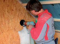 loose-fill cellulose wadding for thermal and acoustic insulation ISOFLOC L DEKAPLY NV