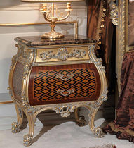 Louis XV classic style bed-side table LOUIS XV EMPERADOR GOLD  VIMERCATI MEDA CLASSIC FURNITURE