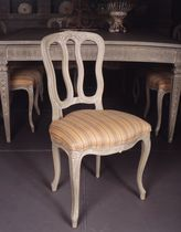 Louis XV classic style chair CORINNE JCB INT&Eacute;RIEURS