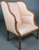 Louis XVI classic style armchair 991 William Switzer