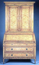 Louis XVI classic style secretary desk 1633 William Switzer
