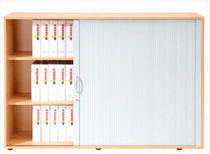 low filing cupboard (sliding door) 01 MSL Interiors Ltd