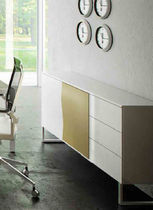 low office bookcase NUN COLLECTION CA'ONORAI INTERIOR DESIGN