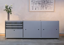 low office bookcase UNISCHRANK Atelier Alinea