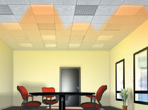 low temperature heat radiating ceiling panel BT NOIROT