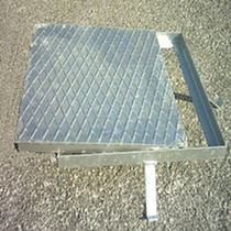 manhole cover LIGHT USE ASCO