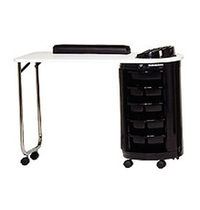 manicure table ROUNDABOUT Belvedereco