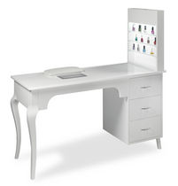 manicure table with vacuum ESTETICA VEZZOSI: MARYLIN NAILS VEZZOSI