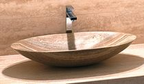 marble counter top washbasin PIROGA SALVINI STILE