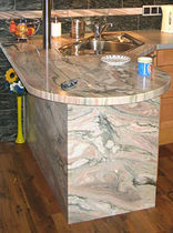 marble counter-top  Sölker Marmor