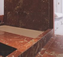 marble tile RED BORDO Lapicida