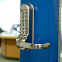 mechanical combination door lock for intensive use CL500 SERIES CODELOCKS