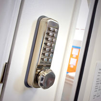 mechanical combination door lock for light use CL200 SERIES CODELOCKS