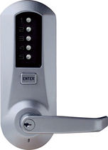 mechanical combination door lock for light use SIMPLEX 5000 MECHANICAL DIGITAL LOCK   H&auml;fele GmbH &amp; Co KG