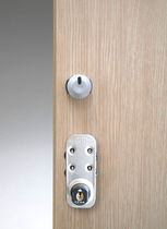 mechanical lock for swing door MECHANICAL  Mobilificio