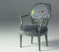 medallion armchair ART Kyle Bunting