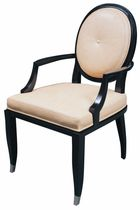 medallion armchair BOULEVARD LRC-118A William Switzer