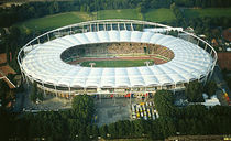 membrane-cable tensile structure (for stadiums) GOTTLIEB-DAIMLER PFEIFER