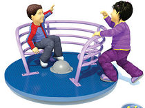 merry-go-round for playgrounds WALTZER Record RSS