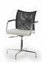 mesh office chair with armrests KELE biplax